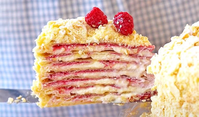 Торт «Советский Наполеон»