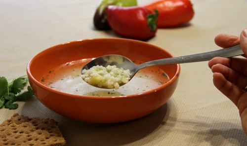 Ривельсуп - просто, необычно и очень вкусно