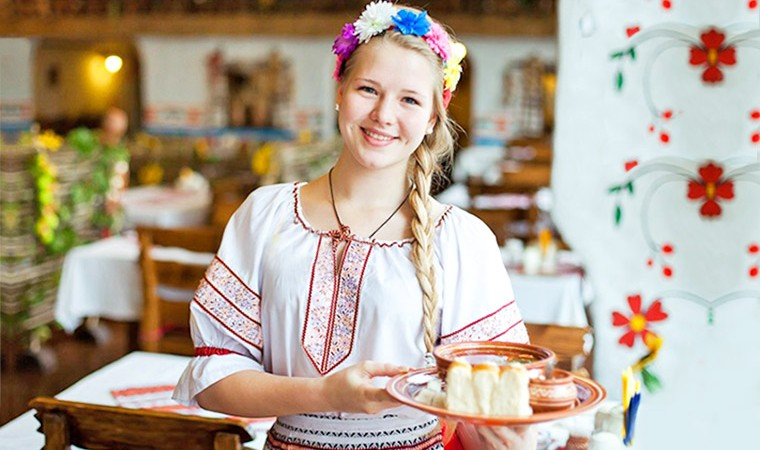 Особенности украинской кухни