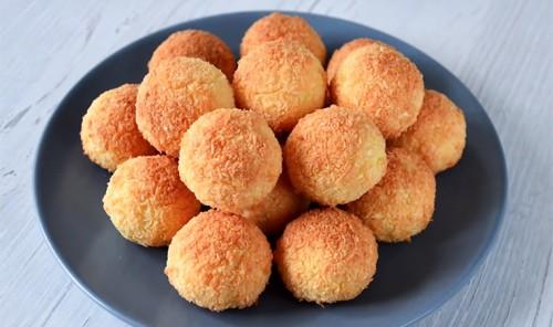 Кокосовое печенье из трех ингредиентов