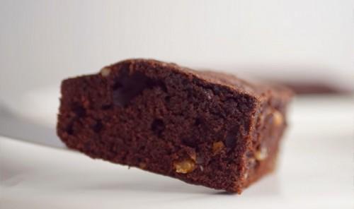 Брауни на какао-порошке (без шоколада)