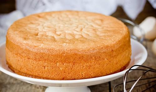 Бисквит для торта - подборка лучших рецептов