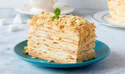 Торт «Наполеон» - подборка лучших рецептов