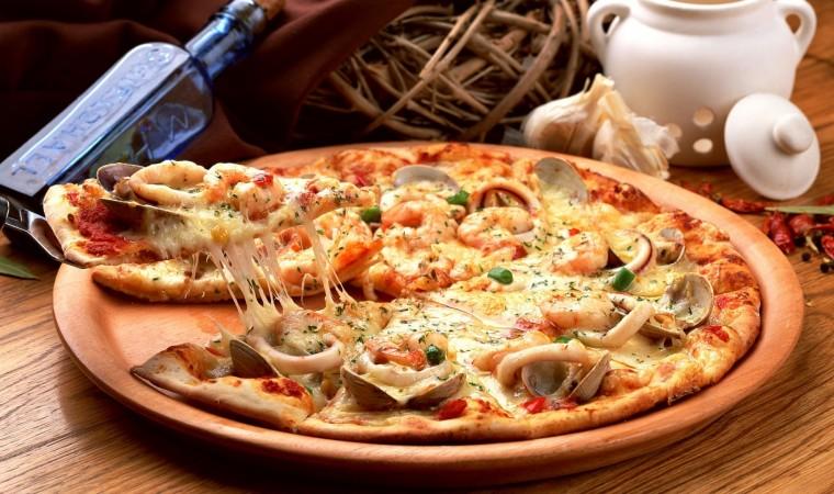 Пицца - виды, рецепты, история