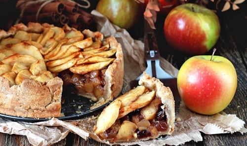 Яблочный пирог - подборка лучших рецептов