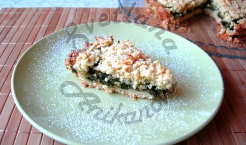 Щавелевый пирог