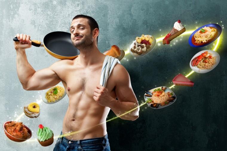 Спортивное питание и рецепты для спортсменов